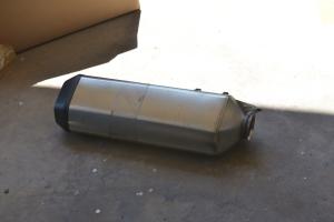 KTM 1190 stock muffler